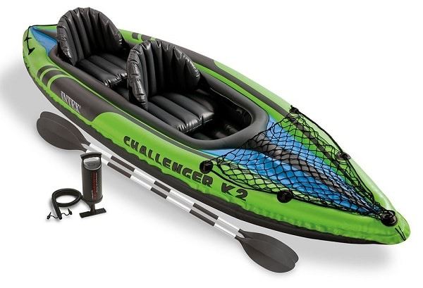 Intex Challenger 2 Person Inflatable Kayak