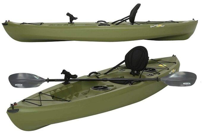 Lifetime Tamarack Sit On Top Angler Kayak