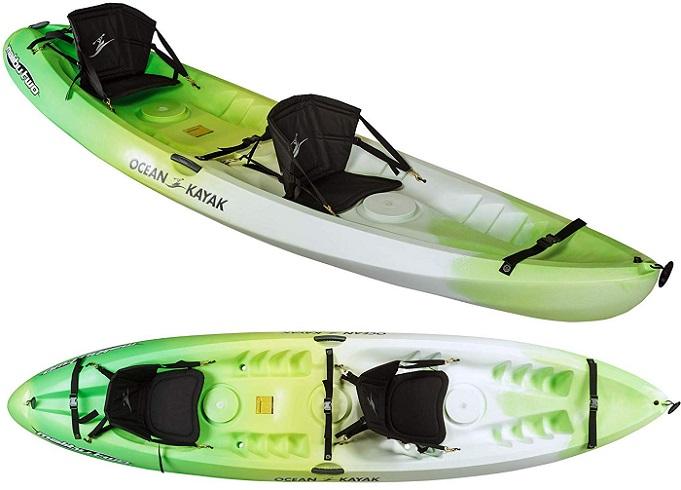Ocean Kayak Malibu Sit On Top Tandem Kayak