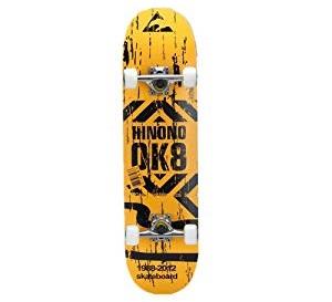 PUENTE 31-inch Complete Skateboard