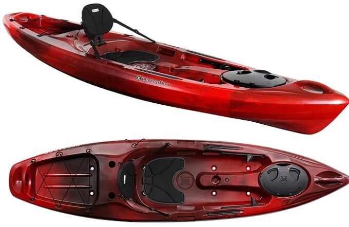Perception Kayak Sit on Top Access