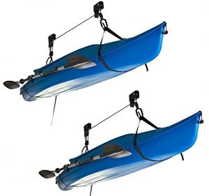 Rage Powersports Kayak & Canoe Storage Hoist