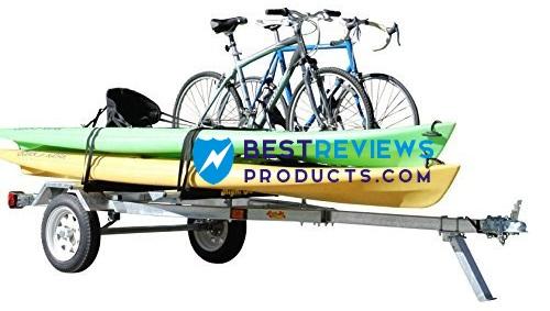 Ruff-Sport Kayak Trailer