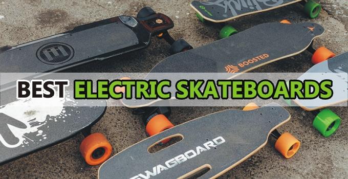 Best Electric Skateboards