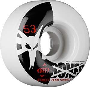 Bones Wheels STF V5 Annuals White Skateboard Wheels