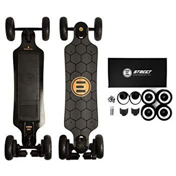 Evolve Skateboards Bamboo GTX Electric Longboard Skateboard (GT 2in1)