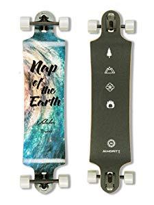MINORITY Downhill Maple Longboard 40 Inch Drop Deck