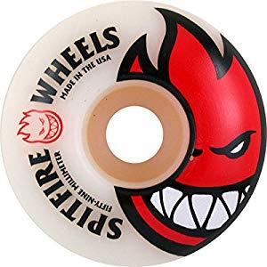 Spitfire Bighead Skateboard Wheels (52 mm)