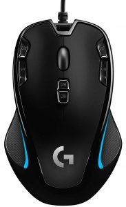 Logitech G300s Optical Ambidextrous Gaming Mouse