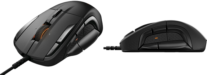 SteelSeries 62051 Rival 500 MMO