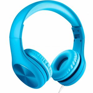 LilGadgets Connect+ PRO Kids Premium Volume Limited Wired Headphones