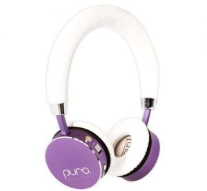 Puro Sound Labs Over Ear Headphones Lightweight Portable Kids