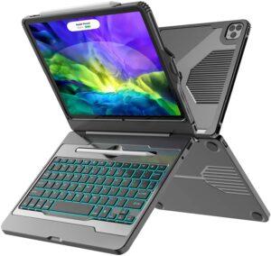 Chesona iPad Pro 11 Case with Keyboard