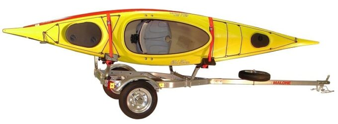 Best Lightweight Kayak Trailer