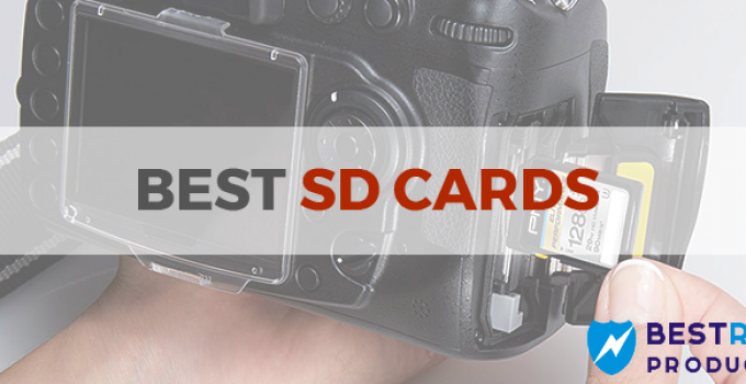 7 Best SD Cards for Digital Cameras – 2021 Buying Guide & Reviews