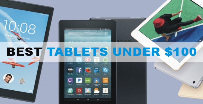 10 Best Tablets Under $100 – 2021 Buying Guide & Reviews