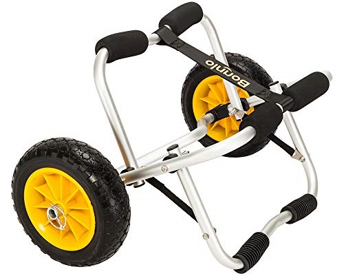 Bonnlo Kayak Cart Canoe Carrier Trolley