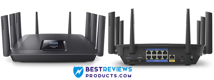 Linksys Max-Stream AC5400 Tri-Band Router