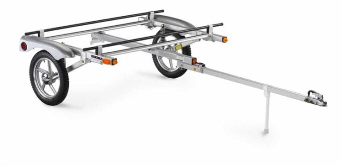 Yakima Rack and Roll Kayak Trailer