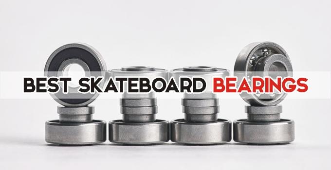 28 Best Skateboard Bearings – 2021 Buying Guide & Reviews