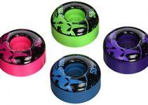 Best Wheels for Tricks – Bones Wheels 100's Assorted Colored Wheels