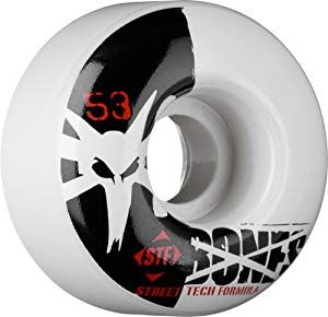 Bones Wheels STF V5 Annuals White Skateboard Wheels