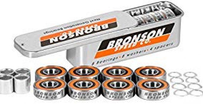 Bronson G3 Bearings Single Set