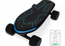 SWAGTRON Spectra Advanced Electric Cruiser Skateboard