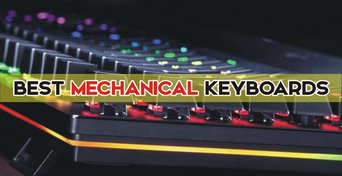 8 Best Mechanical Keyboards – 2021 Buying Guide & Reviews