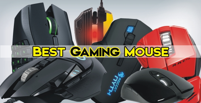 12 Best Gaming Mouse 2021 – Full Reviews & Buying Guide
