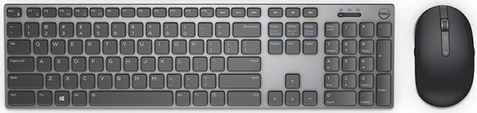 Dell LP KM717 Wireless Keyboard & Mouse