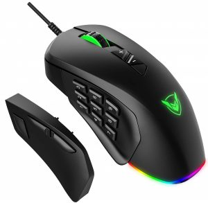PICTEK MMO Gaming Mouse