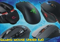 Best Gaming Mouse Under $40