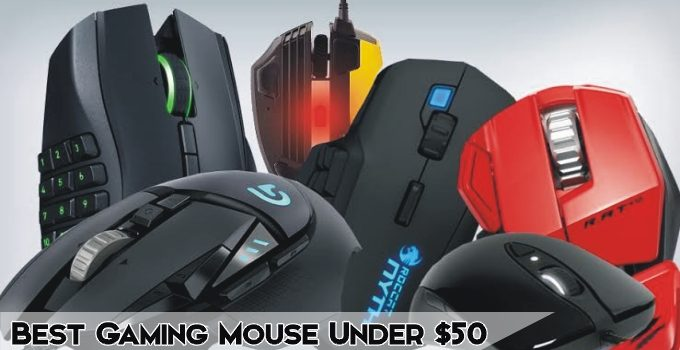 10 Best Gaming Mouse Under $50 – 2021 Buying Guide