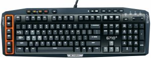 Logitech G710+ Mechanical Gaming Keyboard