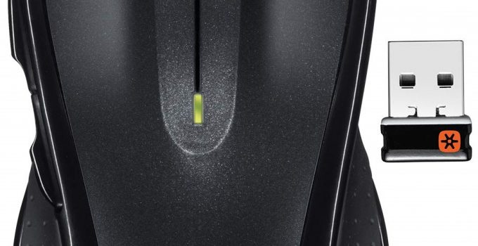 Logitech M510 Wireless Mouse – 2021 Review & Buying Guide