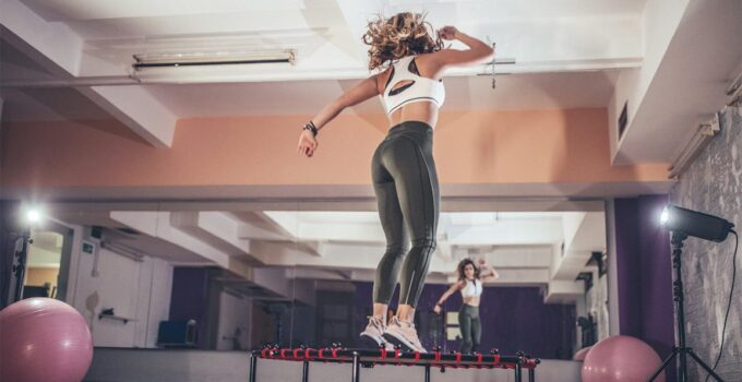 Effectiveness Of Small And Large Trampoline Exercises in 2021