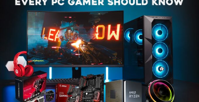 Top PC Configurator Tips Every PC Gamer Should Know in 2021