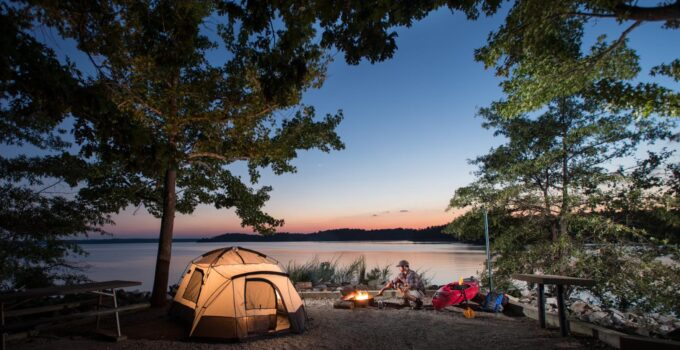 6 Best Campsites by the Beach in the US 2021