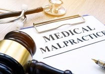 What are the 4 Elements of Medical Malpractice?
