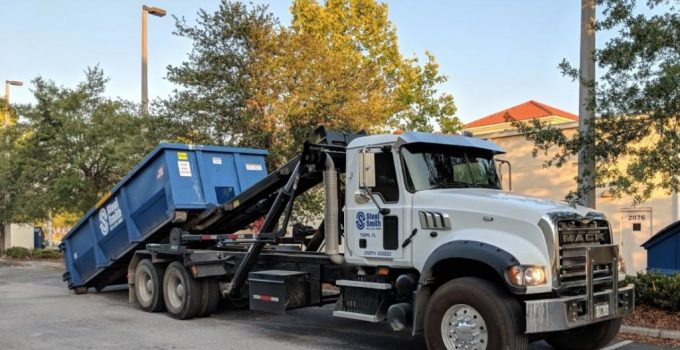 How Much Does it Cost to Rent a Roll-Off Dumpster?