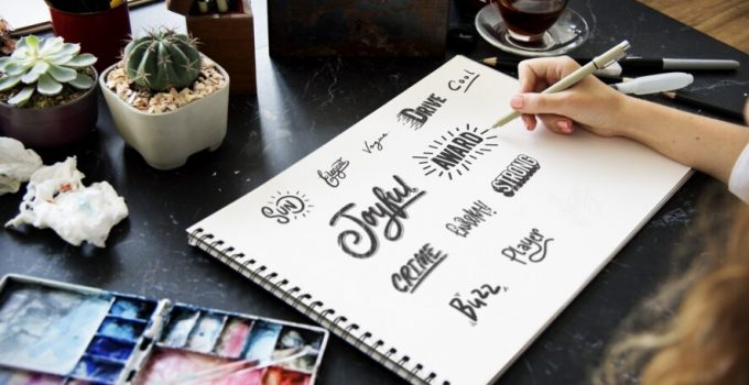 5 Reasons to Try Font Customization for Your Next Design Project