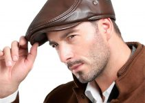 Authentic Leather Hats in Various Design