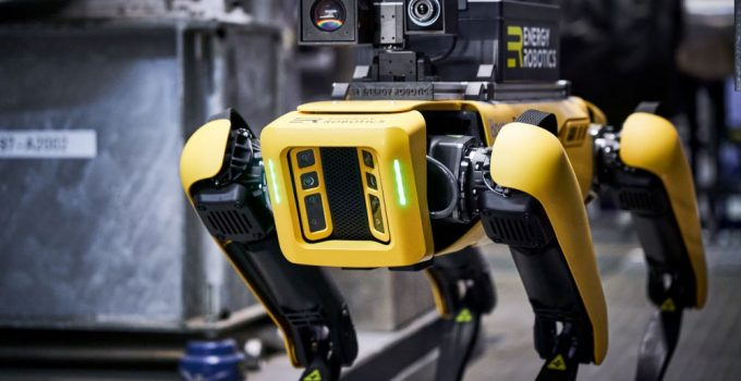 How Boston Dynamics is Impacting Logistics