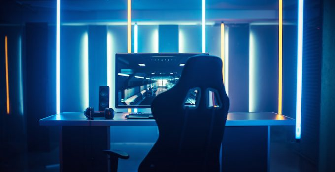 How to Decorate Your Gaming room with neon lights?