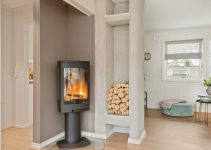How to choose between the insert and freestanding fireplaces