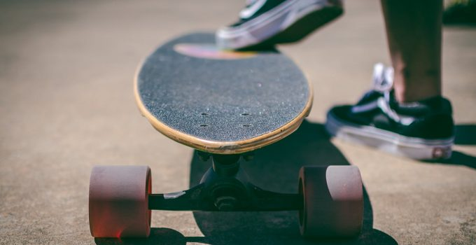 The Five Most Common Types of Skateboard Injuries