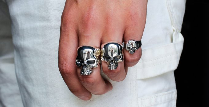Unveiling the Mystery Behind Skull Rings