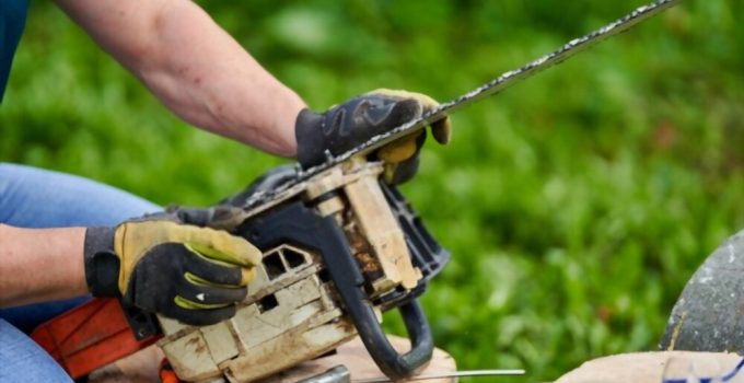 How To Untangle A Chainsaw Chain – 2021 Beginners Guide