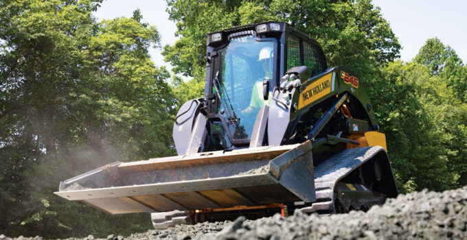 5 Reasons To Use A Compact Loader When Landscaping Your Garden